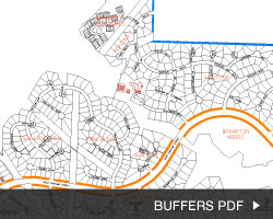 Oxxford Hunt Map Buffers