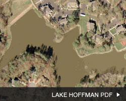 Oxxford Hunt Map Lake Hoffman